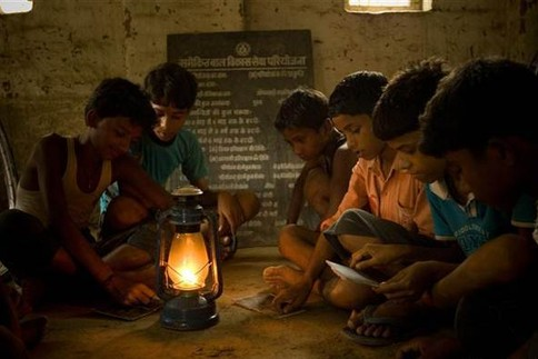 kerosene lamp india